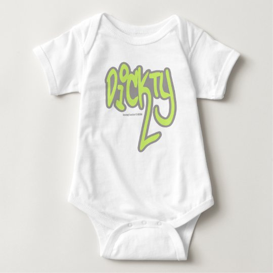 Dickty Bermuda clothing Baby Bodysuit