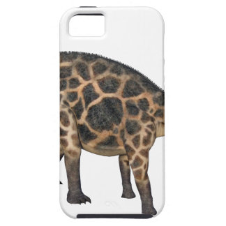 Dicraeosaurus In Side Profile iPhone SE/5/5s Case