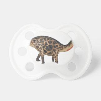 Dicraeosaurus In Side Profile Pacifier