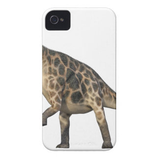 Dicraeosaurus Standing iPhone 4 Case-Mate Case