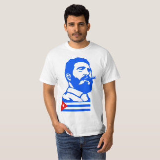 Dictador comunista Fidel Castro Playera