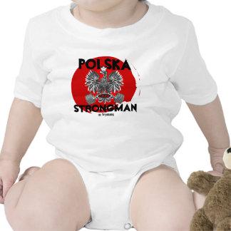 DICTADOR de POLSKA en el entrenamiento Traje De Bebé