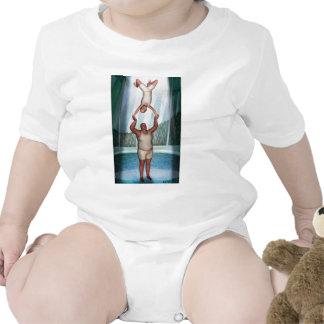 Dictador del circo traje de bebé