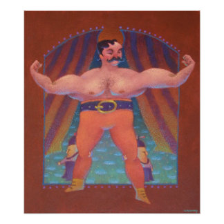 Dictador y enanos poster