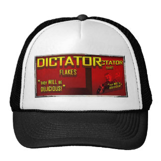 Dictator Flakes Hat