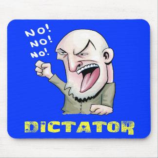 Dictator mousepad