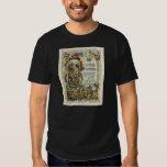 Dictionary Art - King Artur Story book T-Shirt