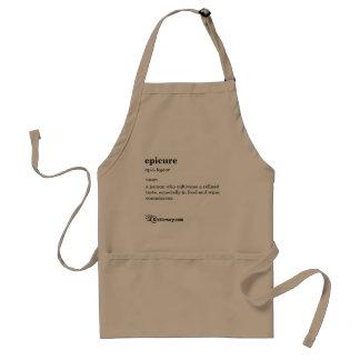 Dictionary.com Chef's Apron