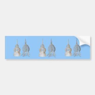 Dictyospyris & Sepalospyris Bumper Stickers