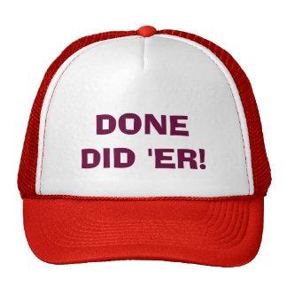 Did 'Er! Trucker Hat