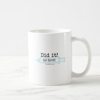 Did it RN 2012 Nurse Graduate Coffee Mugs