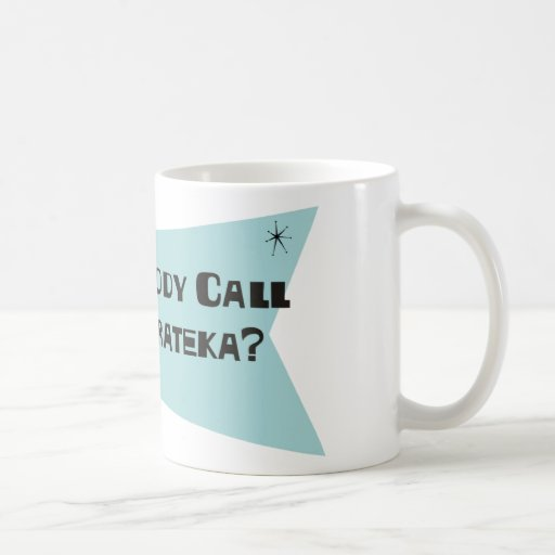 Did Somebody Call For A Karateka Classic White Coffee Mug