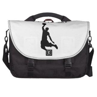 Did Someone Say Basketball? Commuter Bag