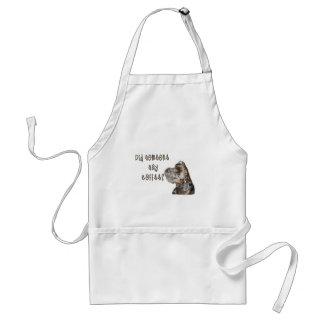 Did someone say coffee? adult apron