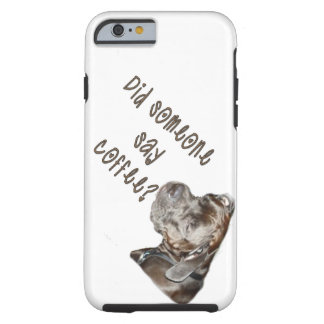 Did someone say coffee iPhone 6 case