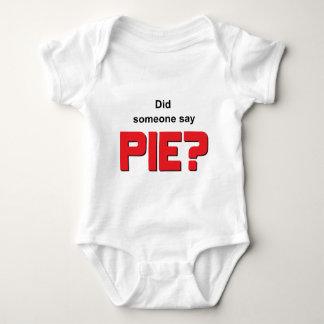 Did someone say PIE? Shirts