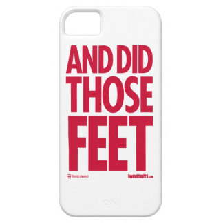 Did Those Feet iPhone 5 Covers