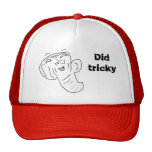 Did tricky hat mesh hats