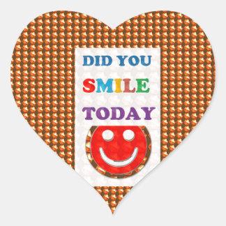 DID U SMILE today? Wisdom Golden Text Jewel FUN Stickers