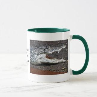 did we floss today? mug
