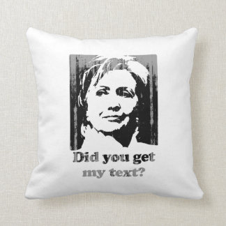 Did you get my text Faded.png Pillows