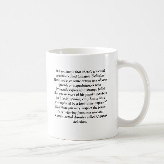 Did You Know? Coffee Mug