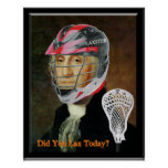 Did You Lax Today? Poster
