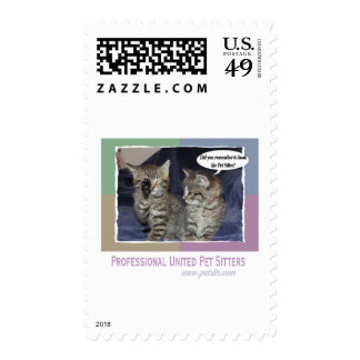 Did you remember to book the pet sitter? stamp