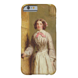 'Did you ring, Sir?', 1854 (oil on canvas) Barely There iPhone 6 Case