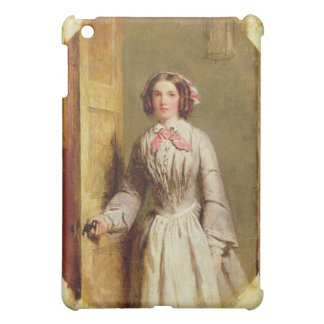 'Did you ring, Sir?', 1854 (oil on canvas) iPad Mini Cover
