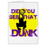 DID YOU SEE THAT DUNK