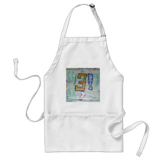 Did you Uniquely Qualify your Existential Adult Apron