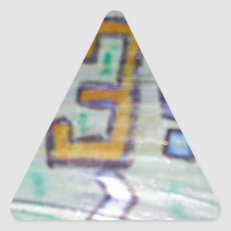 Did you Uniquely Qualify your Existential Triangle Sticker