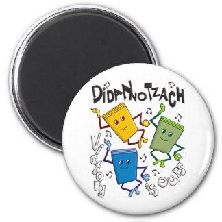 Didan Notzach 2 Inch Round Magnet