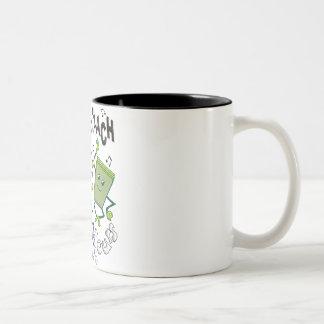 Didan Notzach Two-Tone Coffee Mug