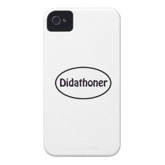 Didathoner Case-Mate iPhone 4 Protector