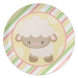 Diddles Farm Lamb Plate