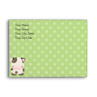 Diddles Farm Moo-Cow Envelope 2