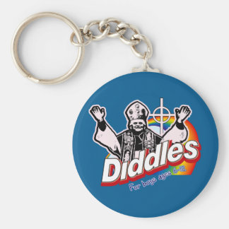 Diddles Key Chain