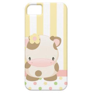 Diddles la casamata del iPhone 5 de la MOO-Vaca de iPhone 5 Carcasa
