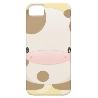 Diddles la casamata del iPhone 5 de la MOO-Vaca de iPhone 5 Funda