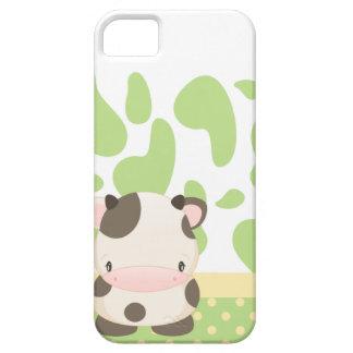 Diddles la casamata del iPhone 5 de la MOO-Vaca de iPhone 5 Fundas
