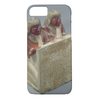 Didi and Pendua offering a hymn to the sun god Re, iPhone 8/7 Case