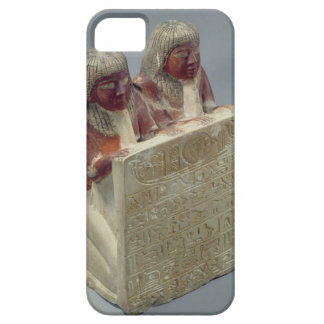 Didi and Pendua offering a hymn to the sun god Re, iPhone SE/5/5s Case