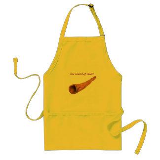 didjeridoo adult apron