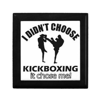 Didn t choose kick box trinket box