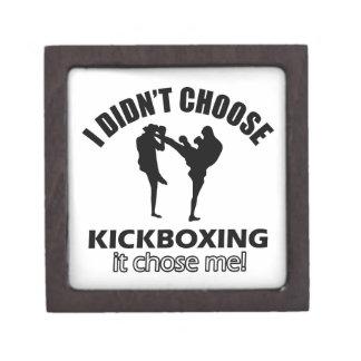 Didn t choose kick box premium keepsake boxes