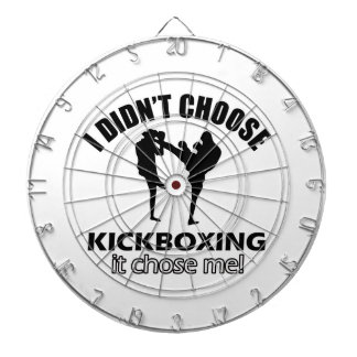Didn't choose kick box dartboard with darts
