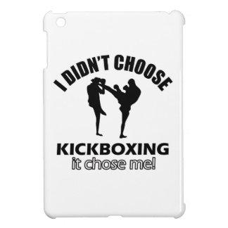 Didn't choose kick box iPad mini cover