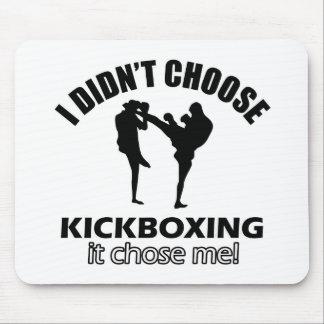 Didn't choose kick box mouse pad